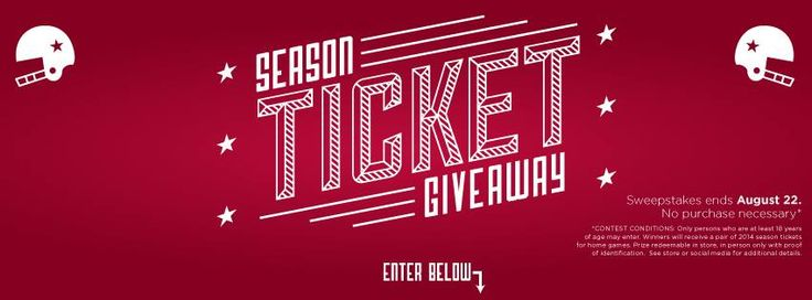OU Football Season Ticket Giveaway! Brought to you by the OU IT Store!
