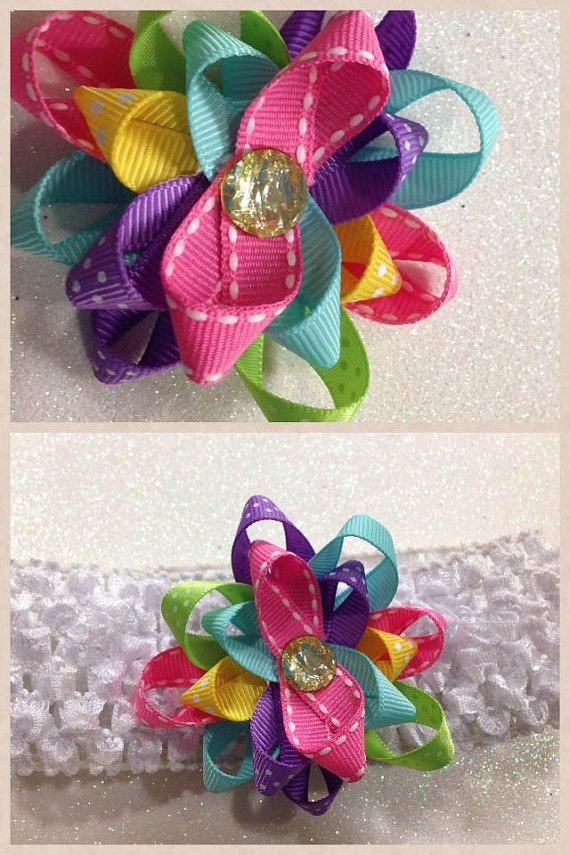 Flower Ribbon