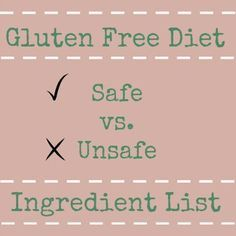 Trying to figure out what contains gluten or what is safe to eat can be a major pain… yes I know! When I first got diagnosed with celiac I thought it would be easy to buy gluten free items because...