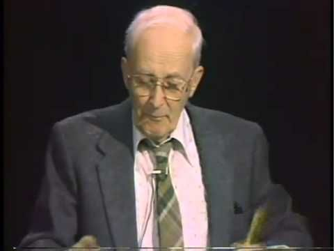 Lecture 07 - Book of Mormon - 1 Nephi 1 & Jeremiah - Hugh Nibley - Mormon - YouTube