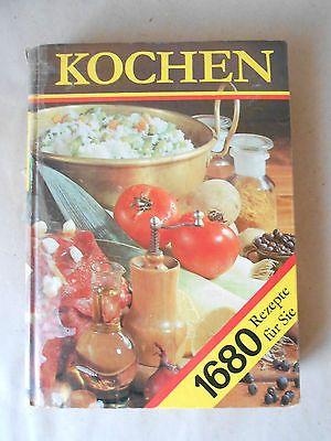 "DDR-Kochbuch ""Kochen"" Verlag für die Frau"