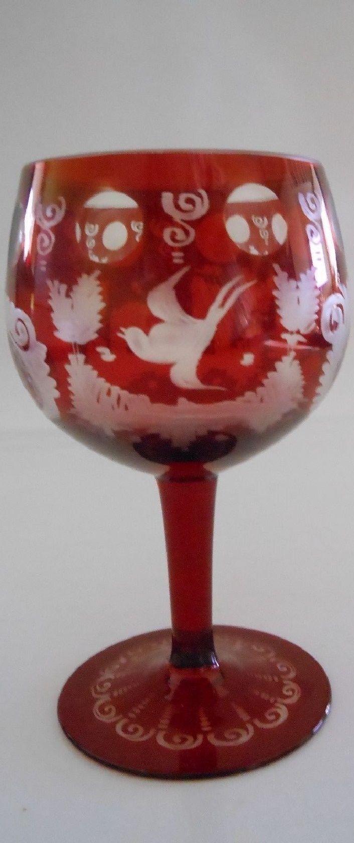 409 Best Images About Czech Glass Egermann On Pinterest