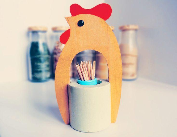 17 melhores imagens sobre galinhas pintura em madeira e for Bibelots decoration cuisine