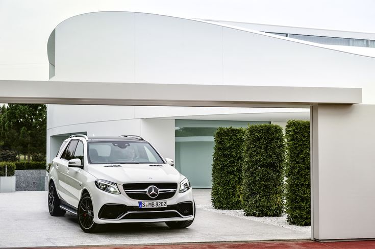When you're heading out in the Mercedes-AMG GLE 63 S 4MATIC, it's always going to be worth the ride.