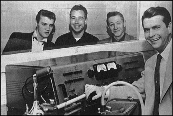 "Many believe Rock & Roll was born on July 5th, 1954, at Sun Studios in Memphis. Elvis Presley, guitarist Scotty Moore and bassist Bill Black were horsing around with ""That's All Right,"" a tune by bluesman Arthur Crudup, when producer Sam Phillips stopped them and asked, ""What are you doing?"" ""Se don't know,"" they said. Phillips told them to ""back up and do it again."" The A side of Presley's first single (backed with a version of Bill Monroe's ""Blue Moon of Kentucky""), ""That's All Right"" was…"