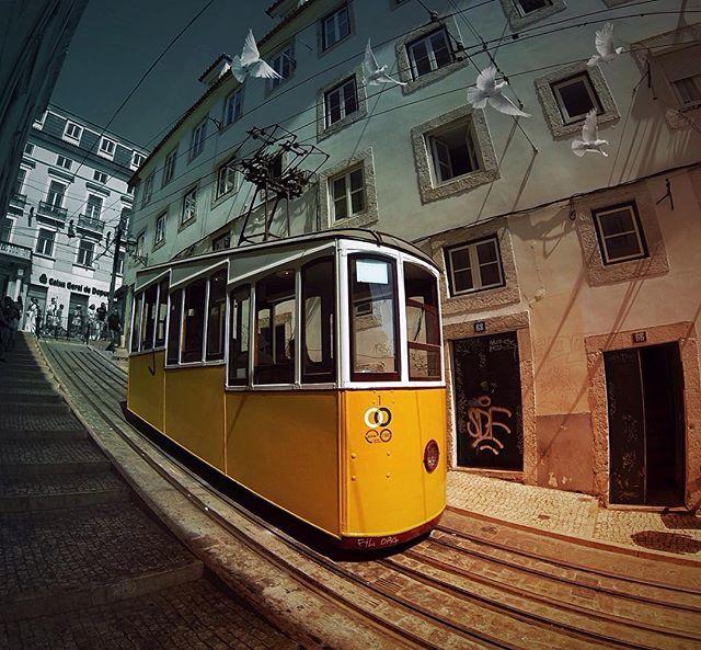 WEBSTA @ alexandralmeidasantos - #lisboa #portugal #super_lisboa #kings_transports #ascensordabica #sharing_portugal #ig_portugal_ #ok_portugal #splendid_transport #portugal_vision #visitportugal #toplisbonphoto #amar_lisboa #amar_portugal. #fuga