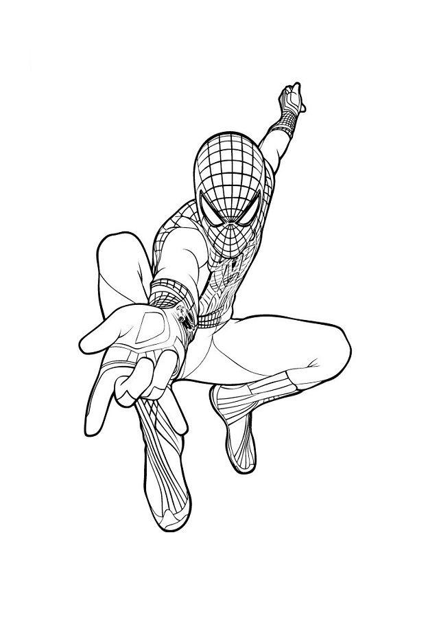 14 best Dibujos para colorear e imprimir de Spiderman images on ...
