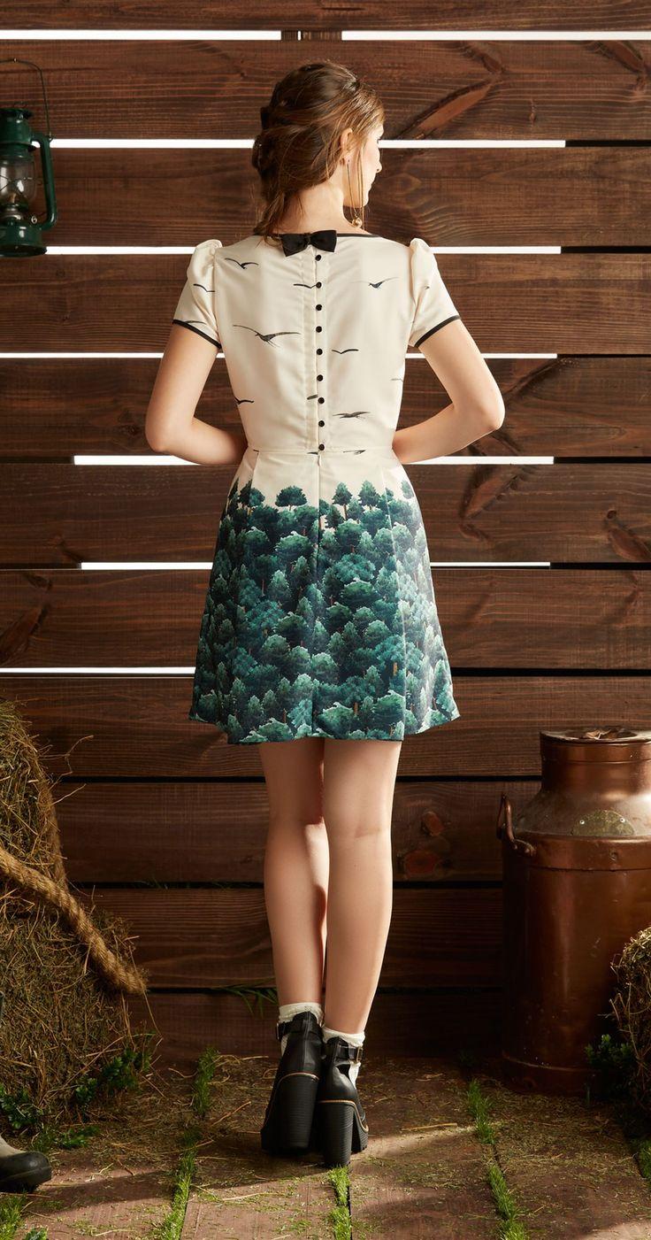Só na Antix Store você encontra Vestido Chalé com exclusividade na internet