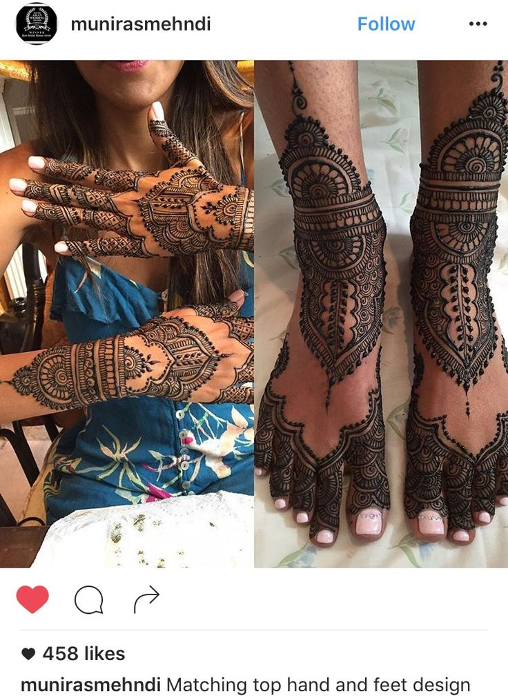 Love this simple henna design  #henna #wedding #mehndi