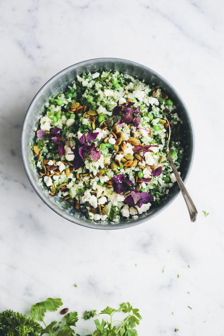 Cauliflower Couscous Salad | Green Kitchen Stories