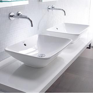 Bacino | Duravit double wash basins