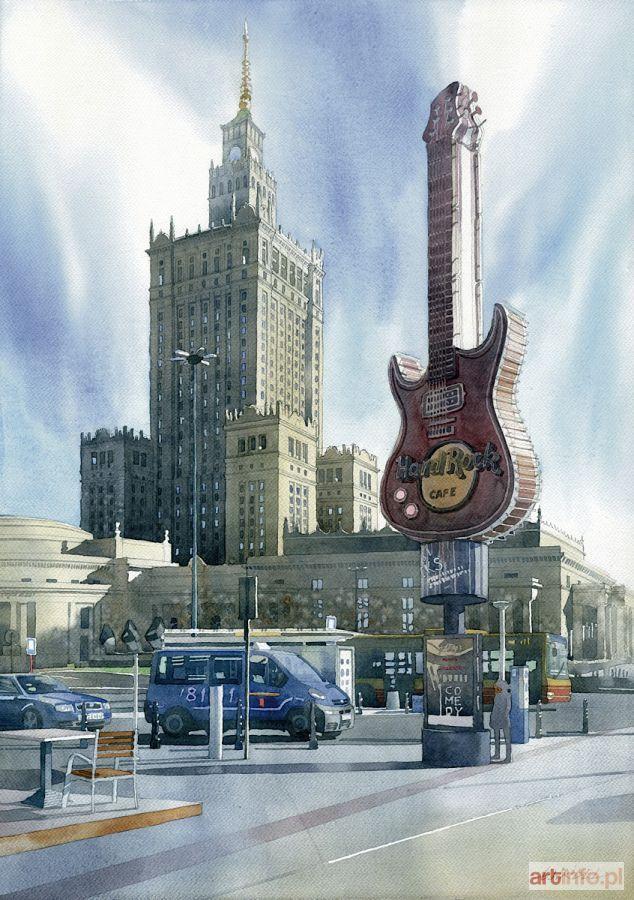Aukcja katalogowa, 8 Aukcja Nowej Sztuki, Grzegorz WRÓBEL, Hard Rock, 2015