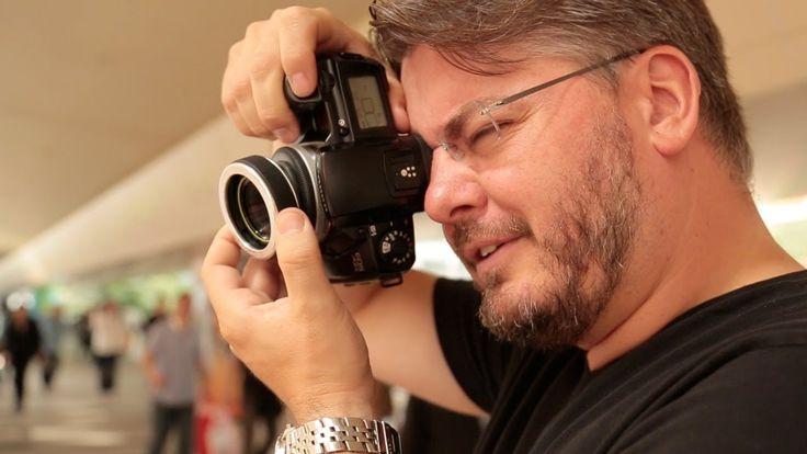 Vincent Laforet, Cheap Camera (Lens) Challenge