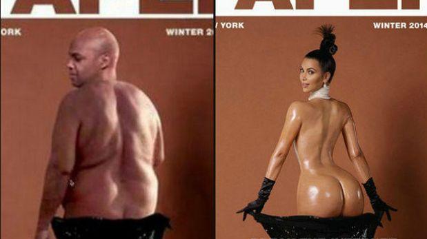 Miami Actualidad–El internet sigue paralizado con la producción fotográfica de Kim Kardashian para la revista Paper. Las imágenes de la estrella estadounidense de espalda y con el cuerpo desnudo , ha sido centro de comentarios e innumerables bromas, así como de memes aseguró el diario el Comercio.