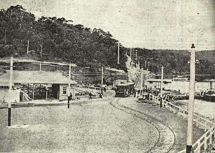 The first Spit tram.the centenary of the first tram service from Manly to the Spit and Sydney. Several deputations to the Minister for Works from Manly Council and Manly Tramway League took place between 1901 and 1907, and finally Parliament passed The Spit to Manly Electric Tramway Act in December 1908. Work began on 12 January 1910.