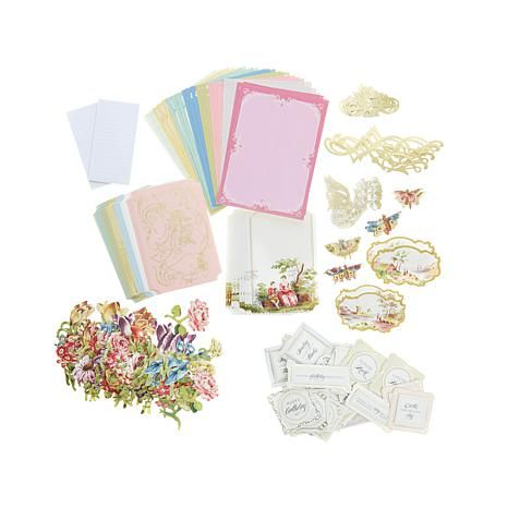 Anna Griffin Delicate Engravings Card Toppers