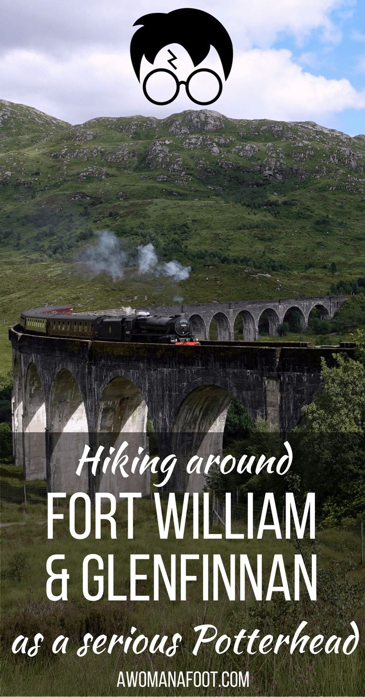 When Cape Wrath Trail fell through, my Harry Potter fangirling nature was satisfied anyway. From Fort William to Glenfinnen through iconic viaducts, rain and bogs.