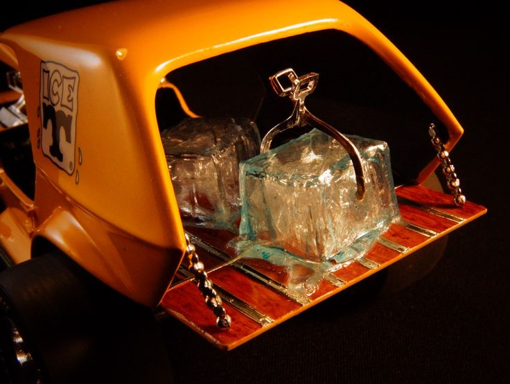 ICE 'T', a Tom Daniel design.