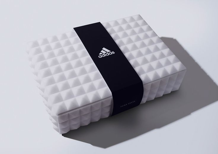 "London-based studio Colt was commissioned by Adidas to create premium packaging solutions for the arrival of Adidas Athletics.  ""The Z.N.E (zero negative energy) hoodie which lead the launch, is designed to block out any distractions and create a zone around the athlete in which they can focus. By using pyramid foam panels more commonly associated with sound-proofing as an external element, Colt were able to create a unique solution previously unseen in the market.  This theme was continued…"