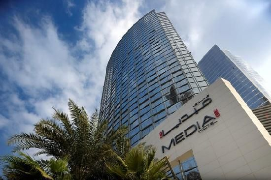 Media One Hotel, Dubai 2014, March