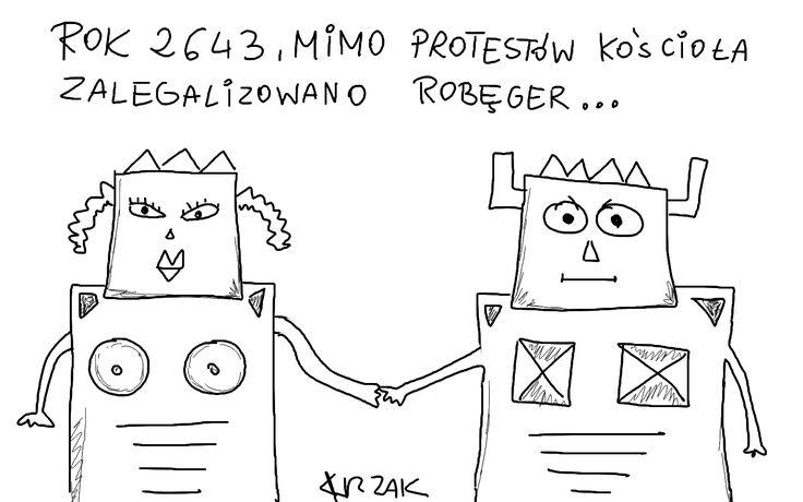 #robęger