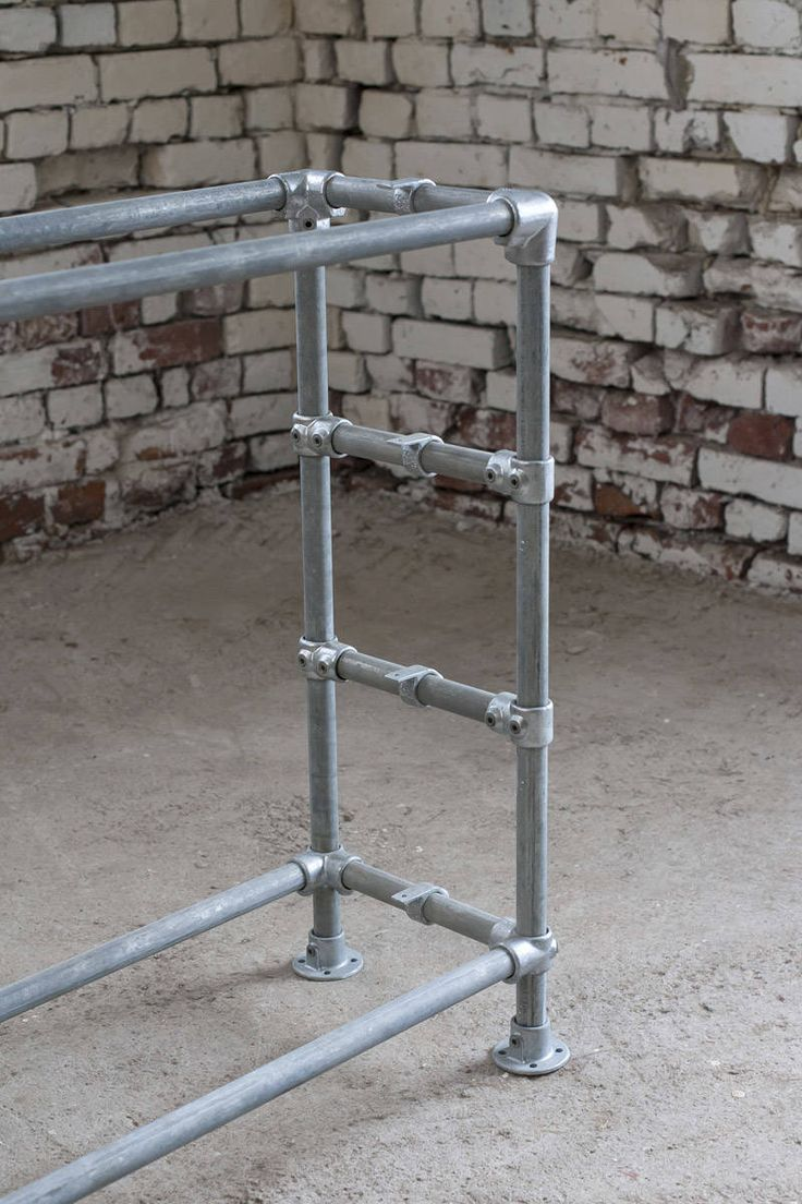 Hyllykön runko - pipe shelf - putkihylly - Domus Classica verkkokauppa