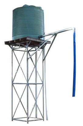 Price: $1,302.40 SKU: ITS500-06 Brand: Rapid Plastics WA  http://www.bluewatertanks.com.au/tank-stands-earth-rings/tank-stands/industrial-tank-stand/
