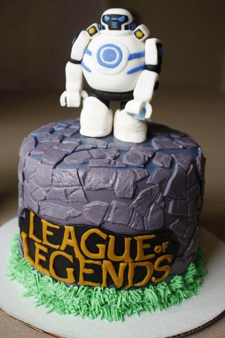 39 best league of legends images on Pinterest Cake ideas Food