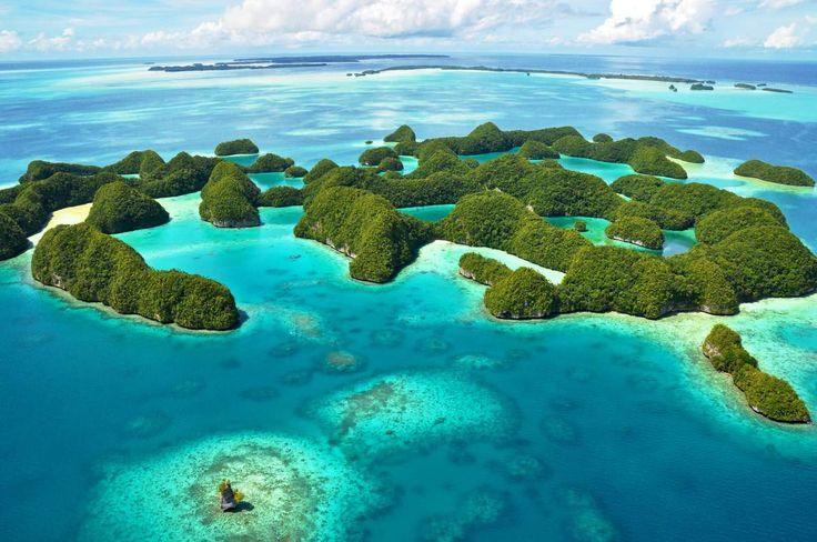 Traumhaft günstige Flüge von Wien nach Palau! 9 Tage ab 549 € | Urlaubsheld