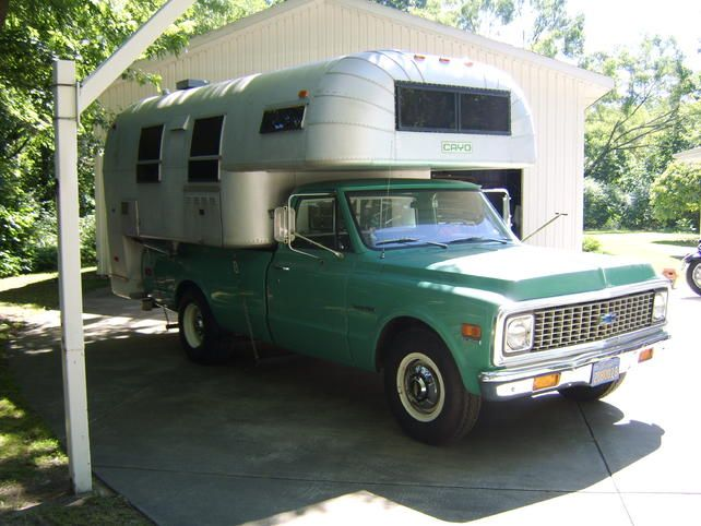 cayo truck campers - Google Search