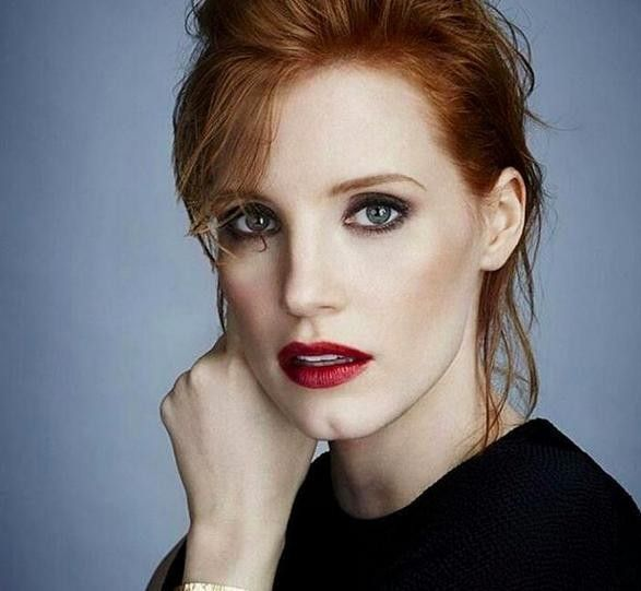 Jessica Chastain's Faux Bob Is Even Cooler Than Claire Danes's
