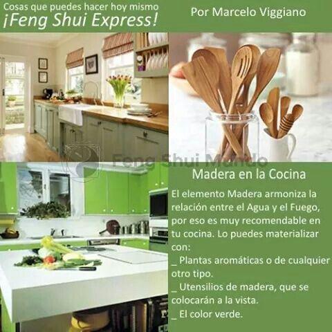 Mejores 57 im genes de feng shui tips en pinterest for Feng shui cocina ubicacion