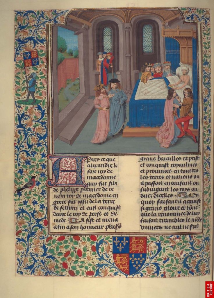 why the death of edward iv Caxton window with edward iv and elizabeth woodville  warwick was killed in  battle, henry and his son killed, and edward returned to.