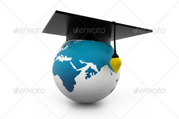 Realistic Graphic DOWNLOAD (.ai, .psd) :: http://jquery-css.de/pinterest-itmid-1007032370i.html ... Global education ...  achievement, board, cap, certification, college, communications, concept, diploma, earth, education, globe, graduation, hat, institution, mortar, object, university, world map, worldwide  ... Realistic Photo Graphic Print Obejct Business Web Elements Illustration Design Templates ... DOWNLOAD :: http://jquery-css.de/pinterest-itmid-1007032370i.html