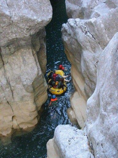 Valla kanyonu Kastamonu