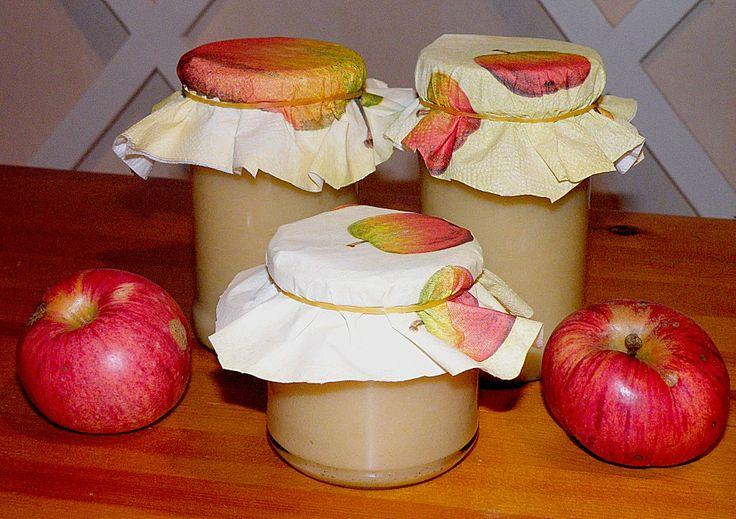 Apfel - Marzipan - Marmelade mit Amaretto 1