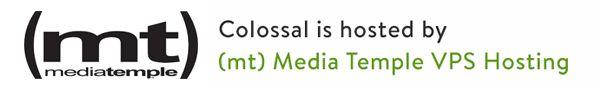 COLLOSAL, ART DESIGN & VISUAL CULTURE - BLOG  © 2010-2015 Christopher Jobson, Web Hosting by Media Temple