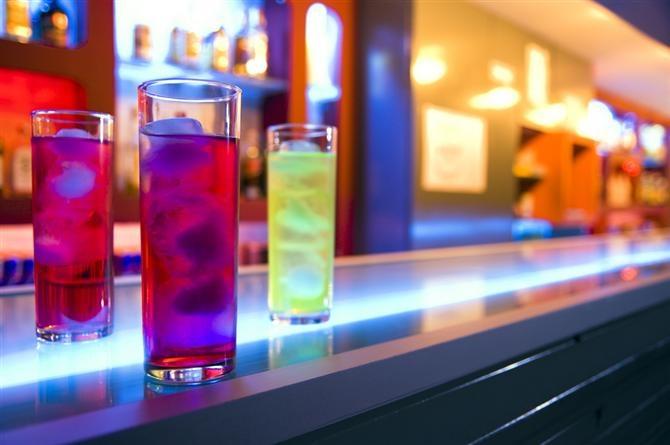Faire la fête en Espagne - Bar à cocktail