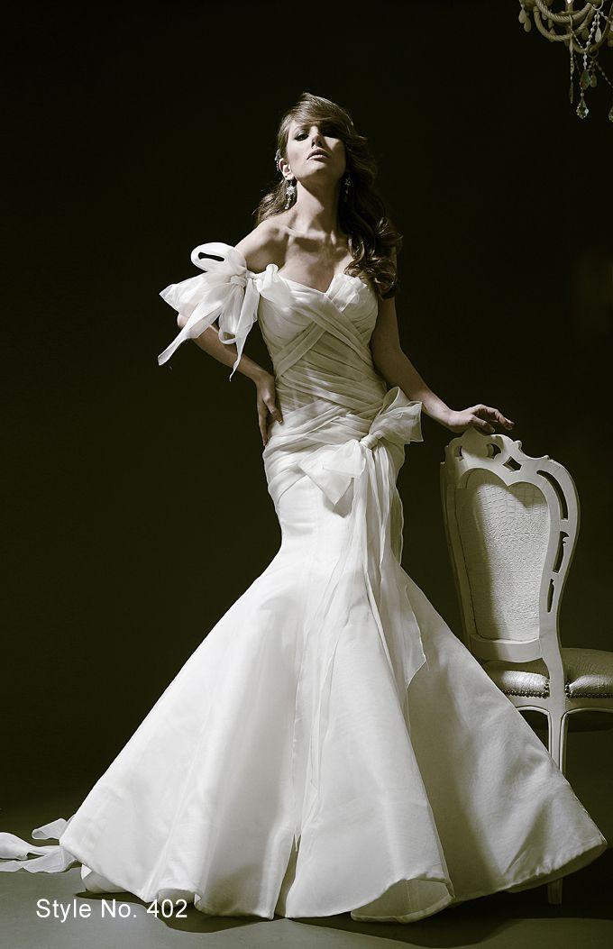 Popular Pnina Tornai bridal gown
