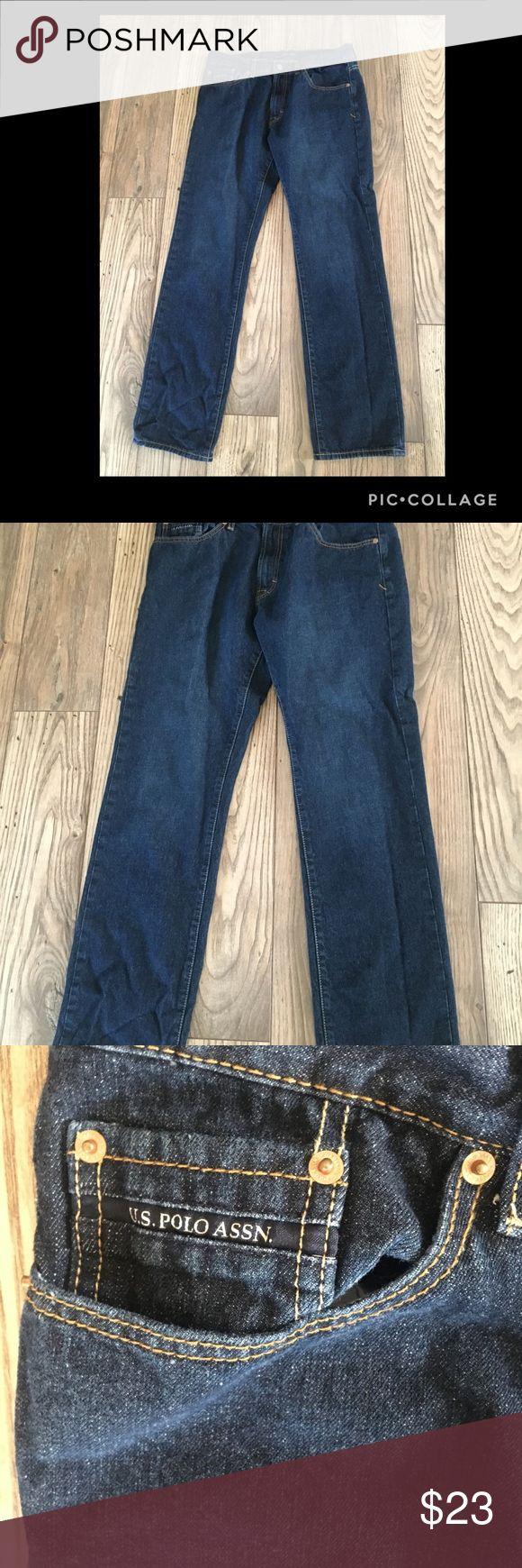 Men's US Polo 34/32 Jeans Men's US Polo Association Jeans Size: 34/32 U.S. Polo Assn. Jeans