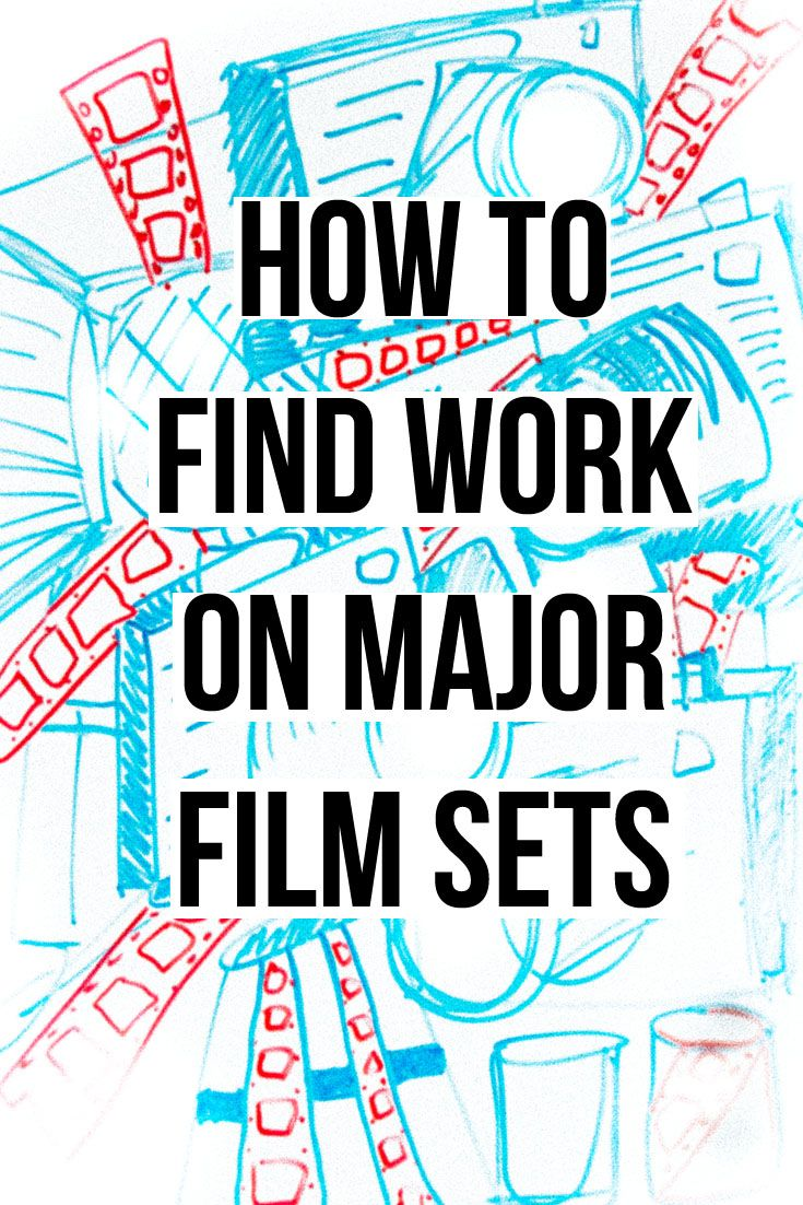 How to get into the movie industry with Four Tips for working on major feature film productions. If you haven't already download my FREE detailed E-book How to find work in the Film Industry with case studies. It is the dream of many not only to work on film sets but to work on major