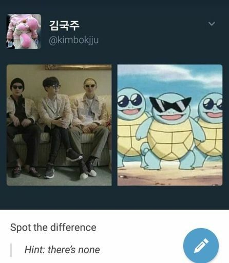 Hmmm to post this in my bts board or my Pokémon board