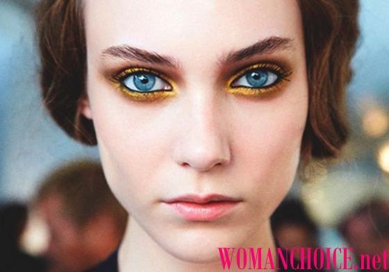 Яркий макияж - 130 фото яркого макияжа глаз и губ