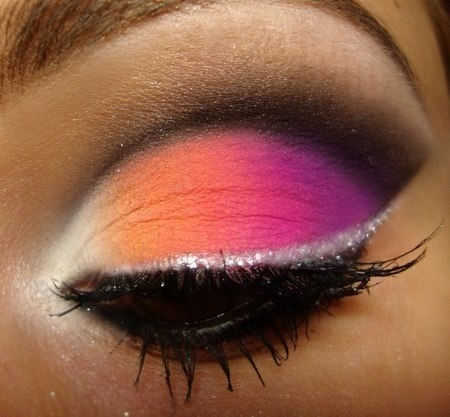 #Eyeshadow - Eye make-up