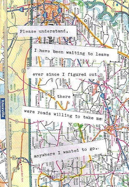 Roads...