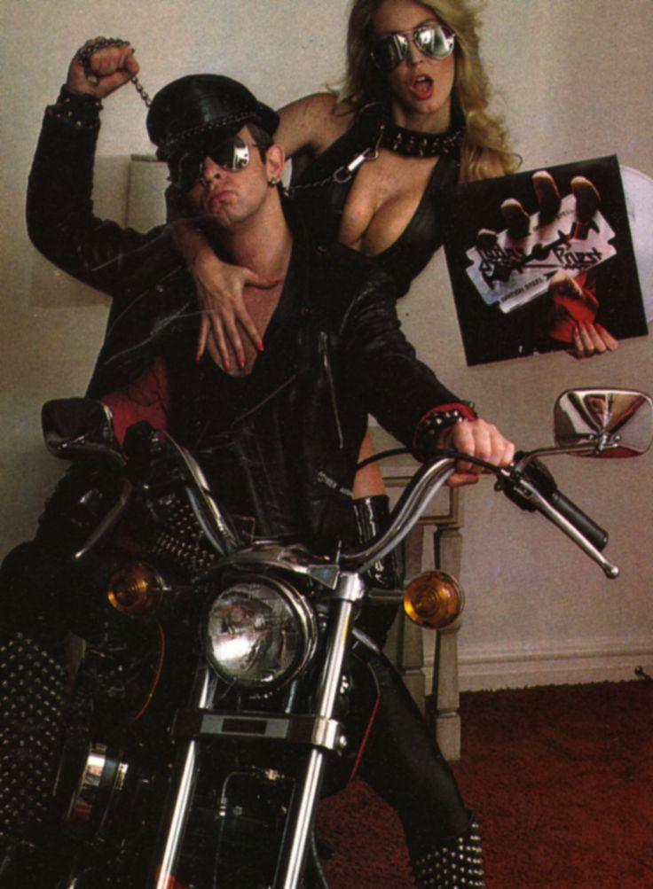 Cheryl Rixon Rob Halford Rob Halford, Judas Pri...