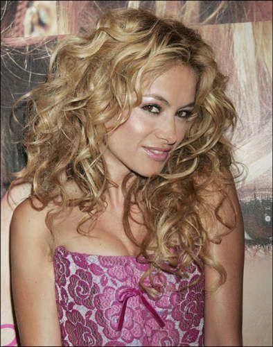 Curls, paulina Rubio