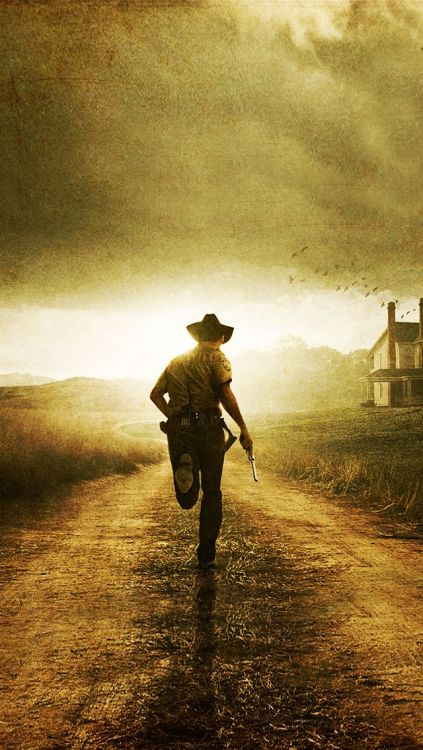 Walking Dead Wallpaper, per anonymous request.