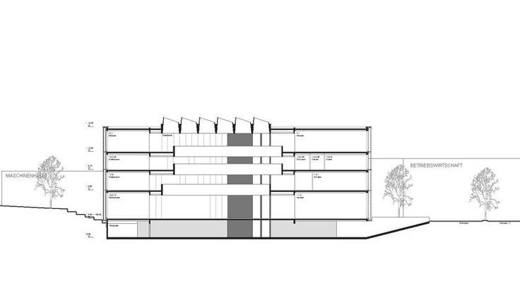 Becker Architekten | erweiterung fh _ kempten