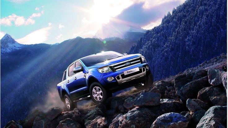 Ford Ranger - Overzicht - Ford België